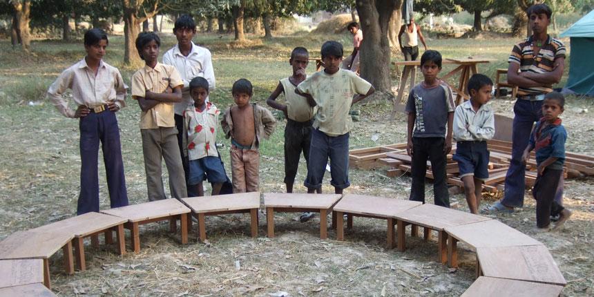 Vi har støttet og deltaget i forskellige udviklingsprojekter.